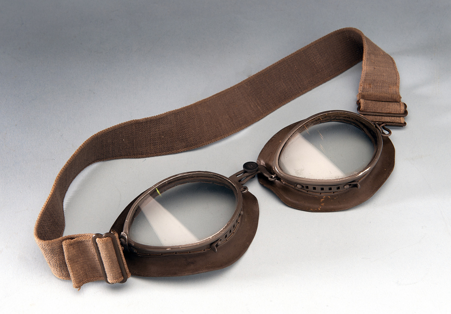 Goggles, Flying, Luftwaffe
