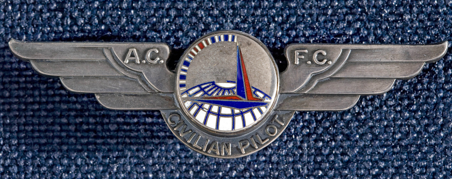 Badge, Civilian Pilot, United States Air Corps Ferry Command
