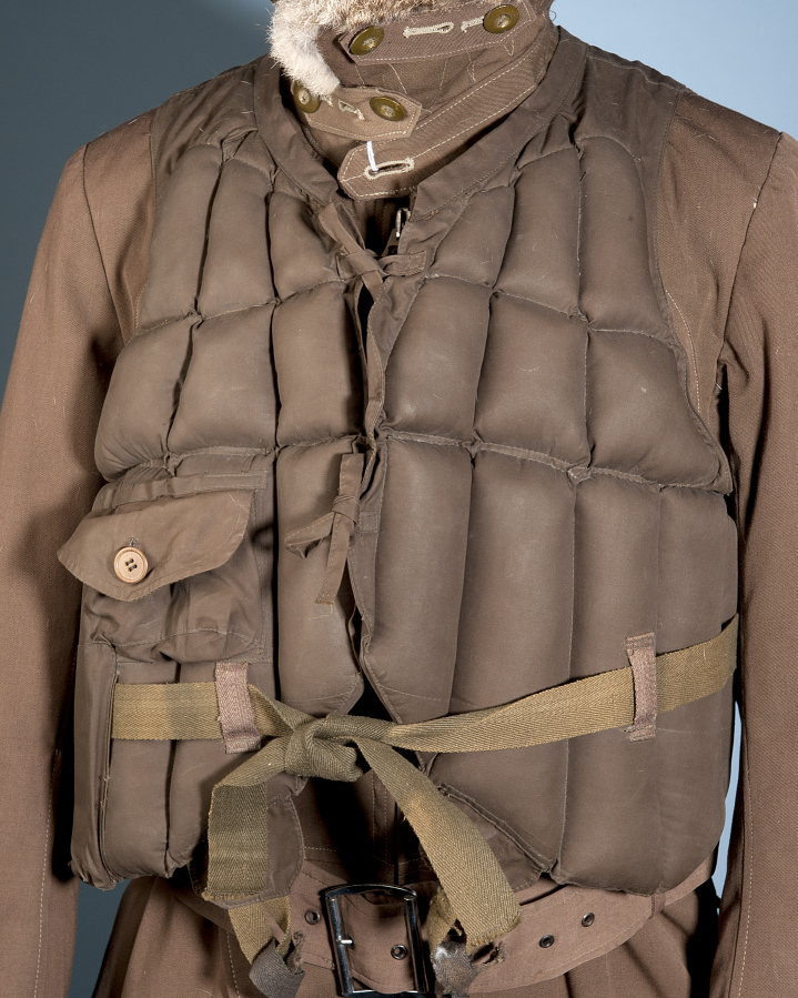 Vest, Life, Japanese Army Air Force