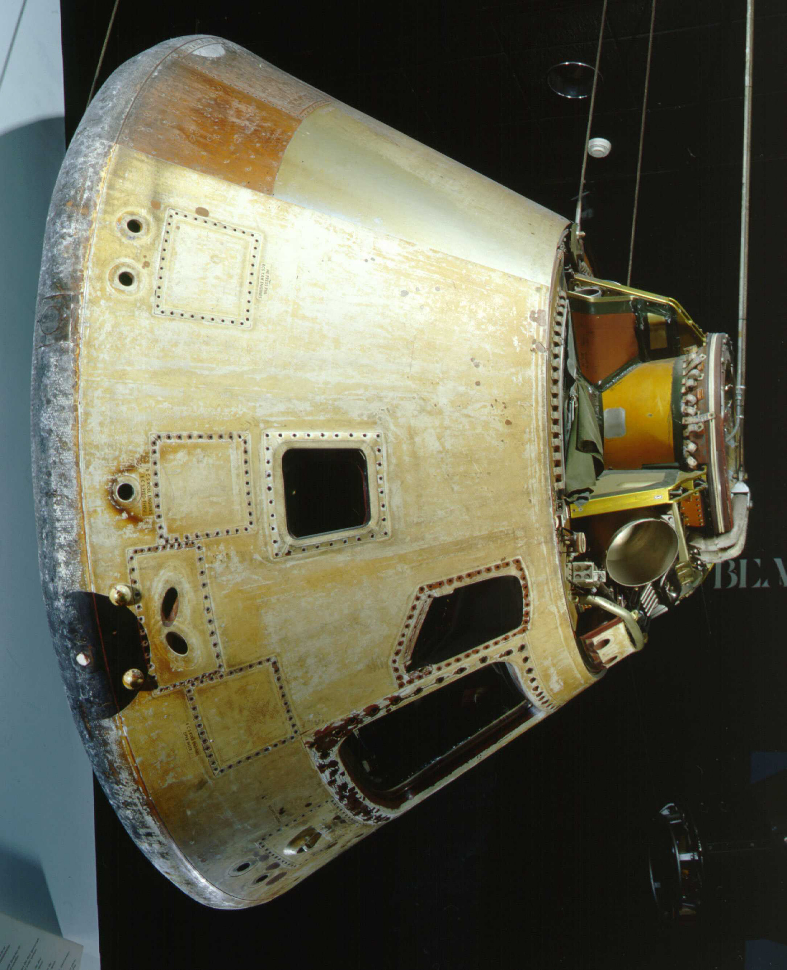 images for Command Module, Skylab 4