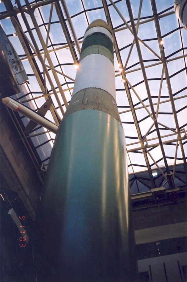 Minuteman III Missile