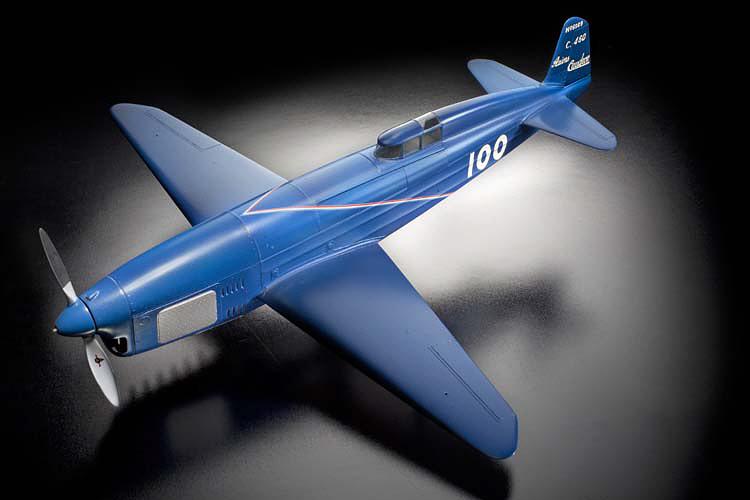Model, Static, Caudron C.460 'Rafale' ('Squall')