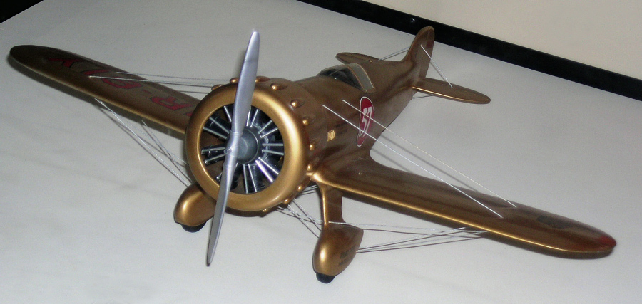 Model, Static, Wedell-Williams Model 44 Special