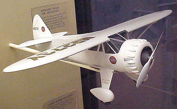 Model, Static, Howard DGA-6 'Mr. Mulligan'