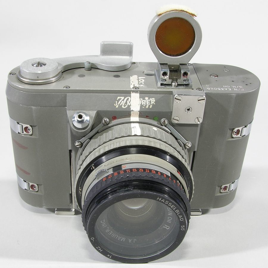 Camera, Maurer, 70mm, Gemini IX-XII