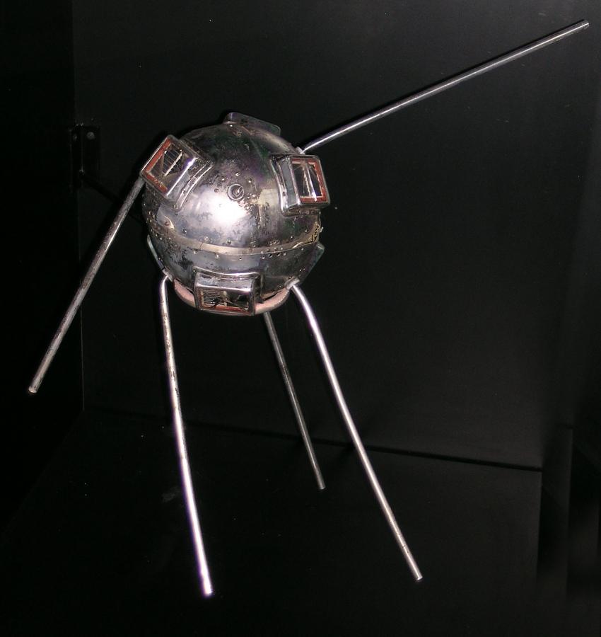 Satellite, Vanguard TV 3
