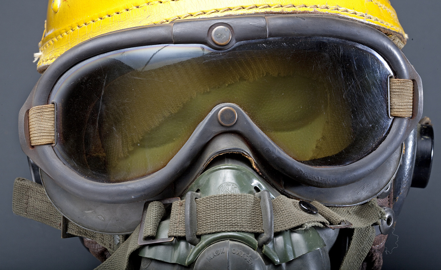 Goggles, Flying, Type B-8, United States Army Air Forces