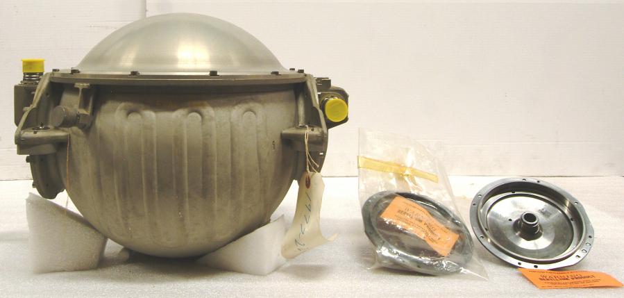 Parts, Inertial Measurement Unit, SC110, Apollo 14