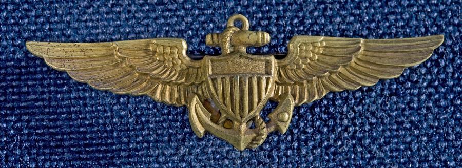 Badge, Aviator, United States Navy