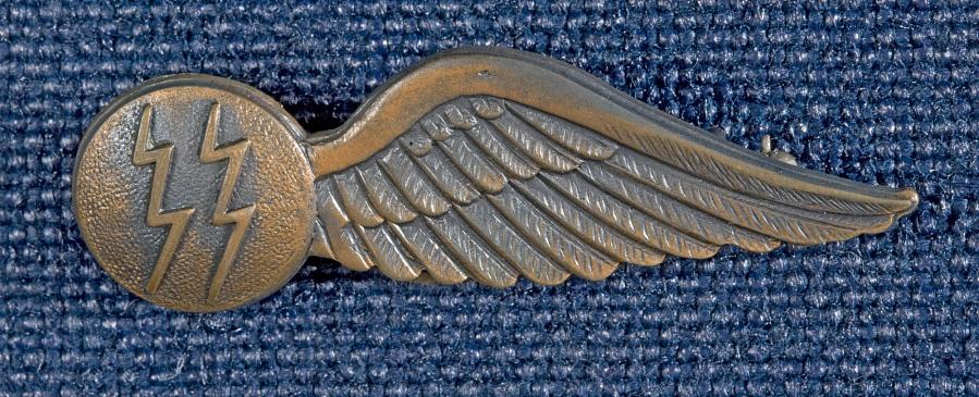 Badge, Radio Operator, Air Transport Command