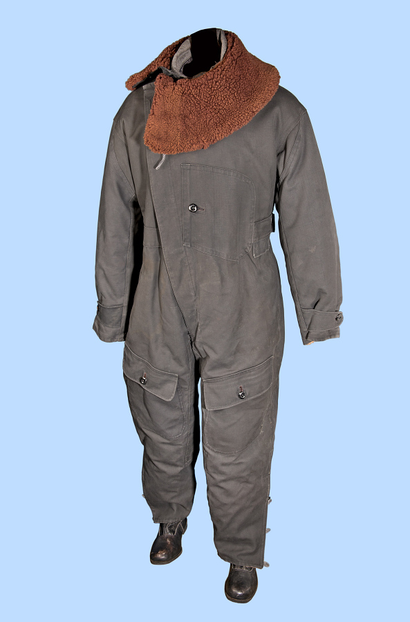 Suit, Flying, Winter, Soviet Air Force