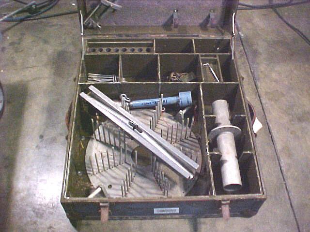 Launch Kit, Rocket, Grapnel, Wadsworth Mount