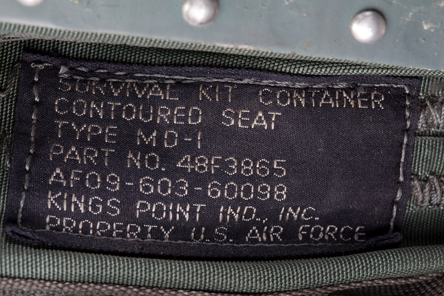 Seat, Ejection