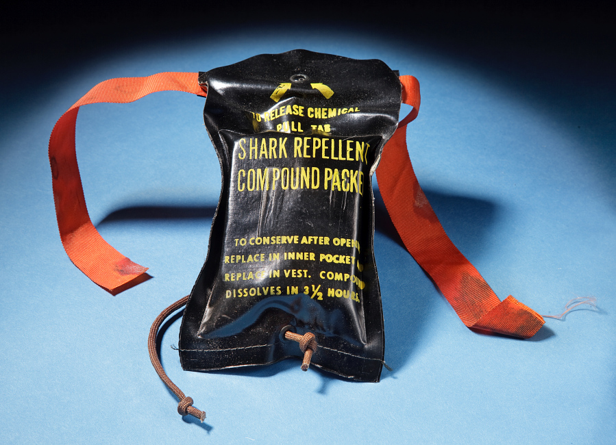 Shark Repellant Compound Packet