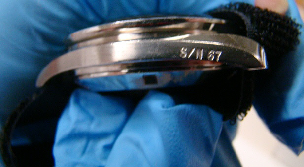Chronograph, Cernan, Apollo 17