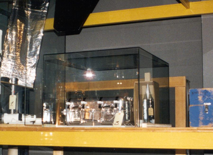 ALSRC, Apollo Lunar Sample Return Container, Apollo 12 and 16