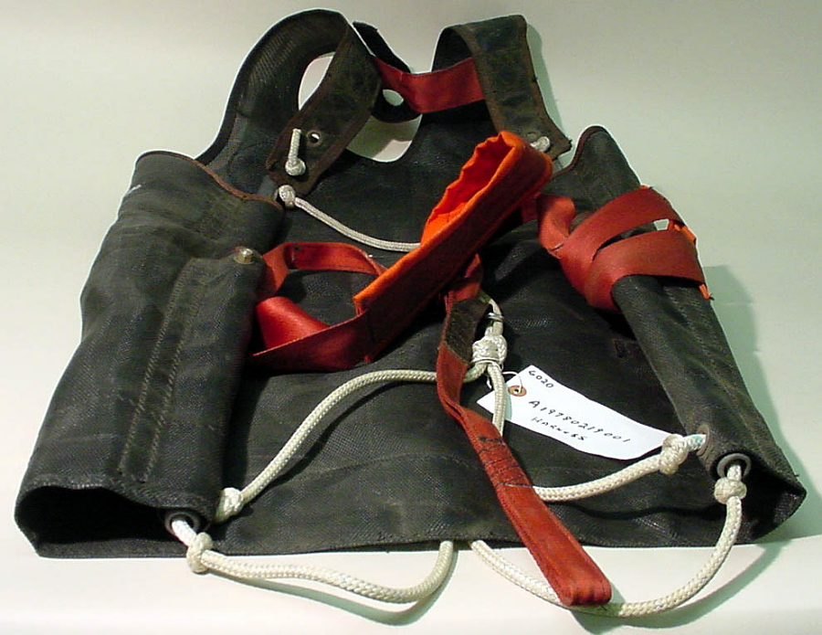 harness, prone, hang glider
