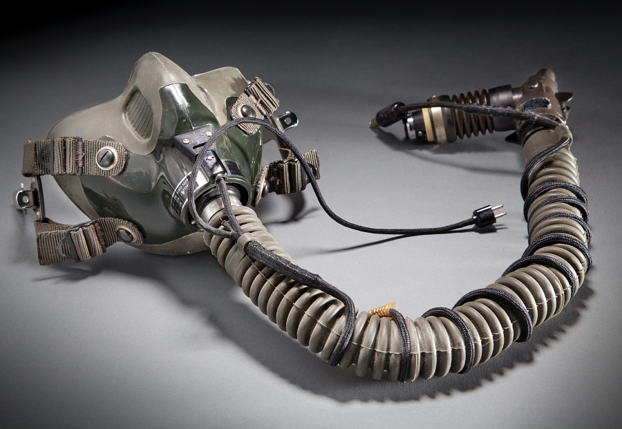 Mask, Oxygen, Type MBU-12/P, United States Air Force