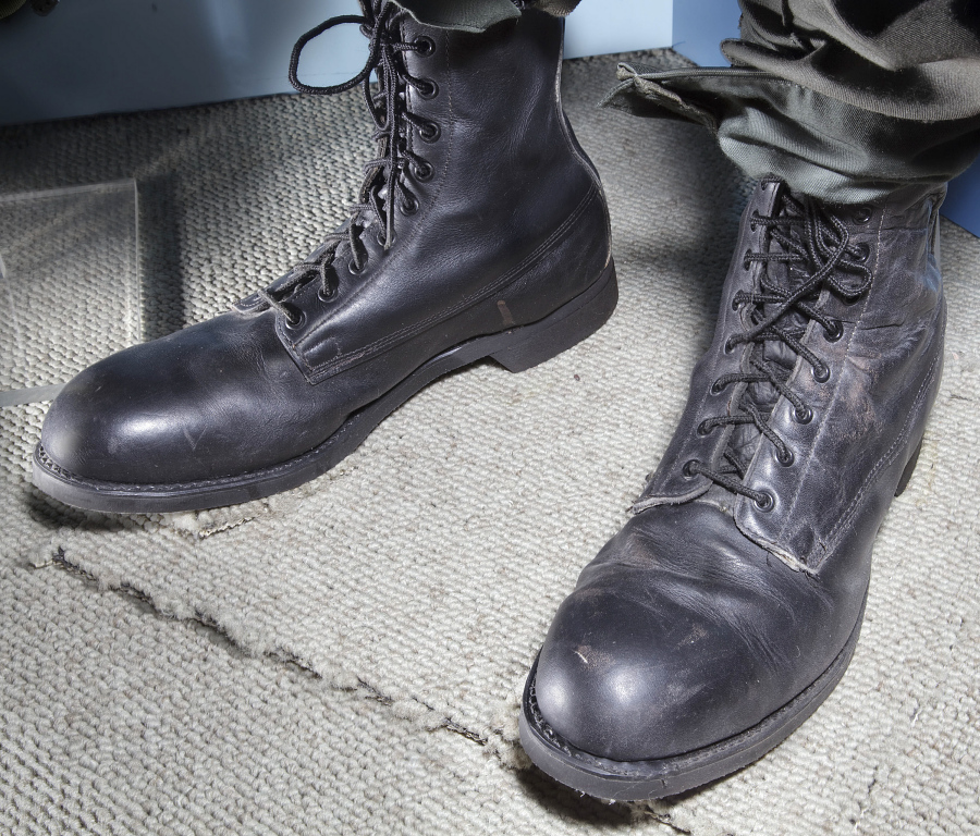 Boots, Flying, United States Navy