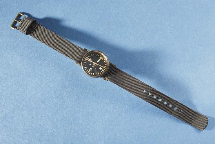 Compass, Wrist, United States Navy