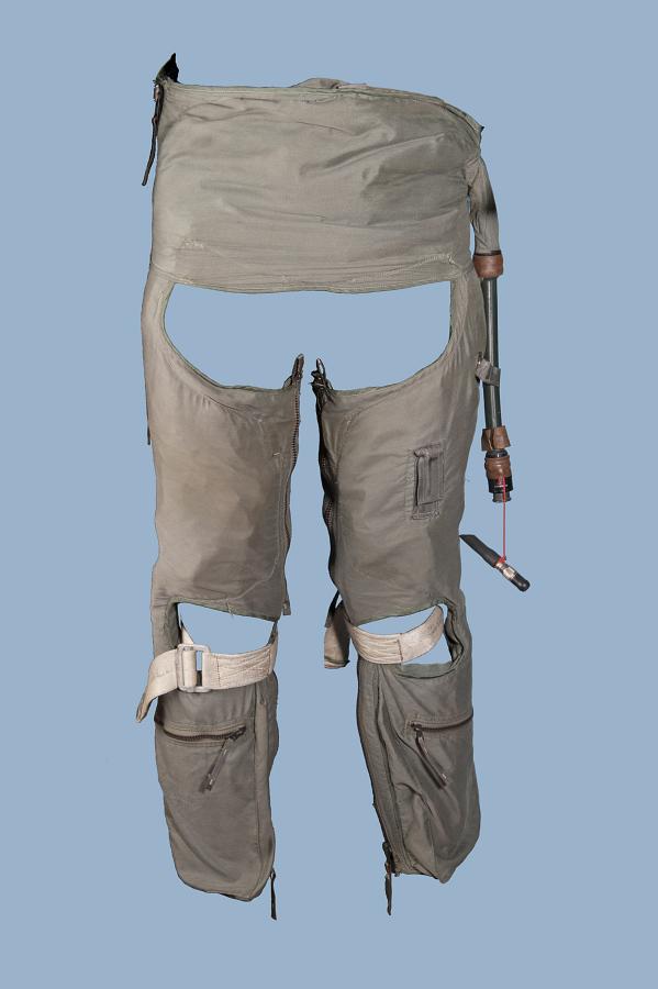 Garment, Anti-G, Type CSU-3/P, United States Air Force