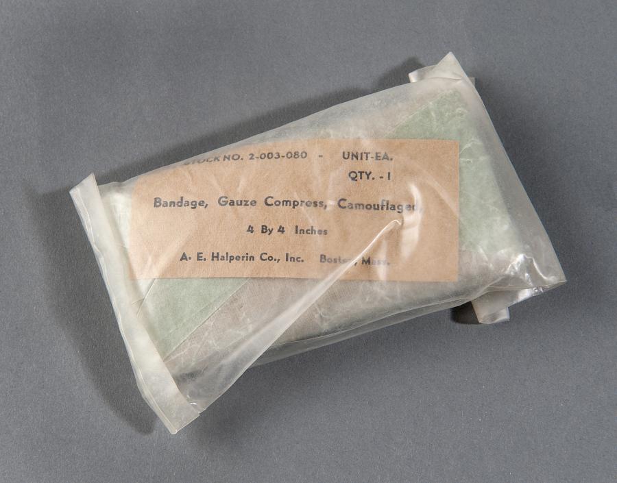 Vest, Survival, Sterilized Gauze Packet, United States Air Force
