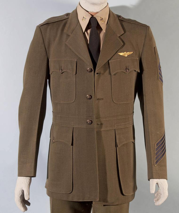 Coat, Service, United States Navy