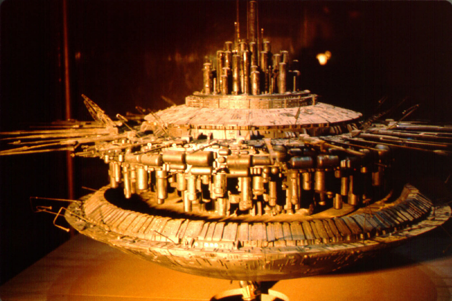 Mother Ship Model,