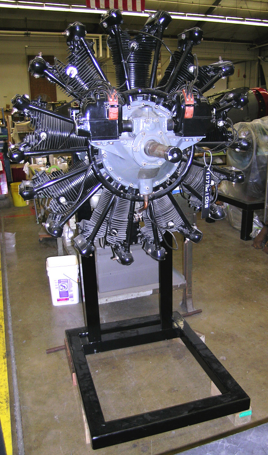 Wright Whirlwind J-5A-B Radial Engine
