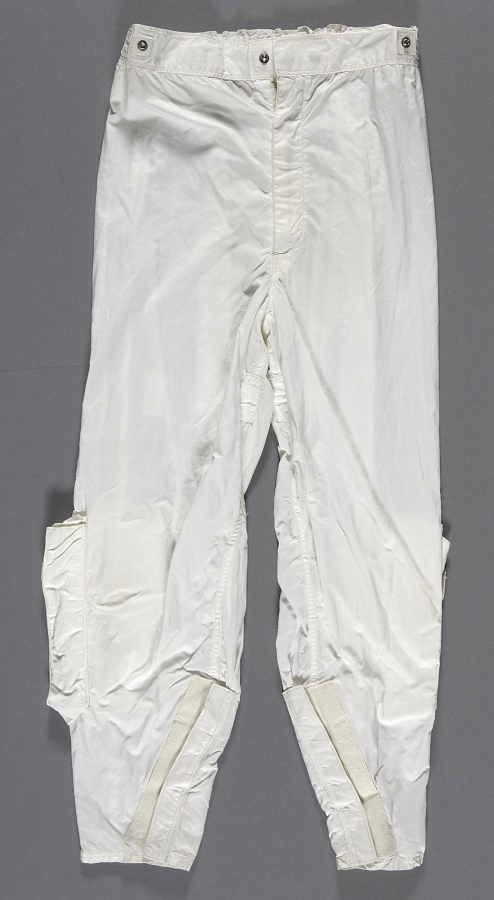 Inflight Coverall Garment, Trousers, Armstrong, Apollo 11
