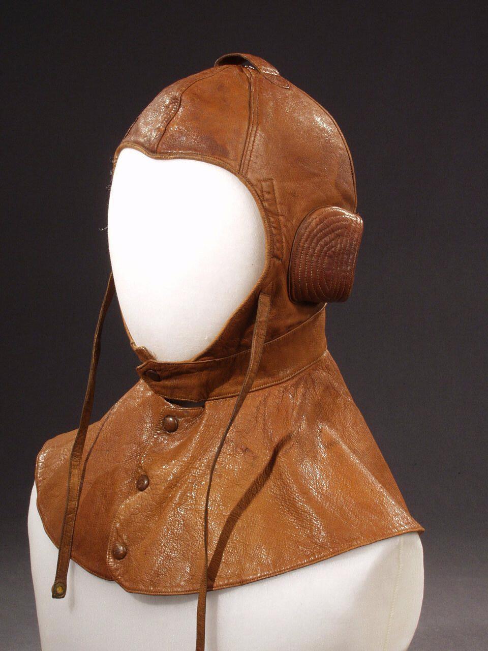 images for Helmet, Flying, Glenn L. Martin