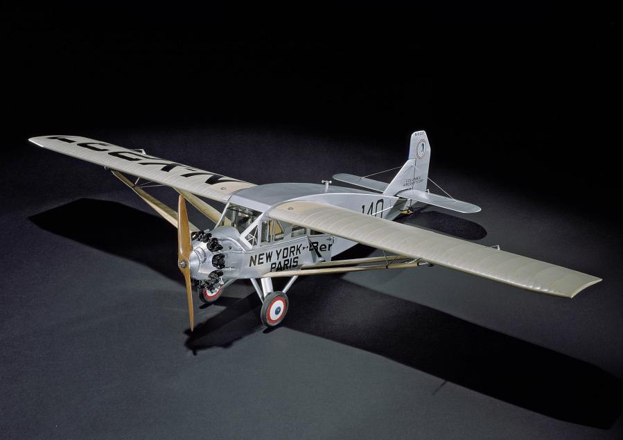 Model, Static, Bellanca WB-2 'Columbia'