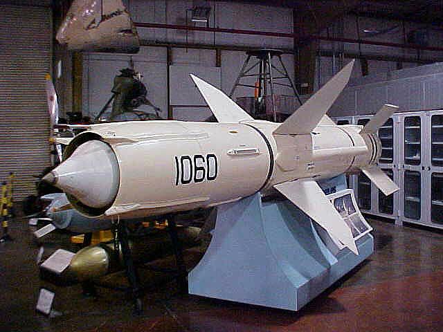 Talos Missile