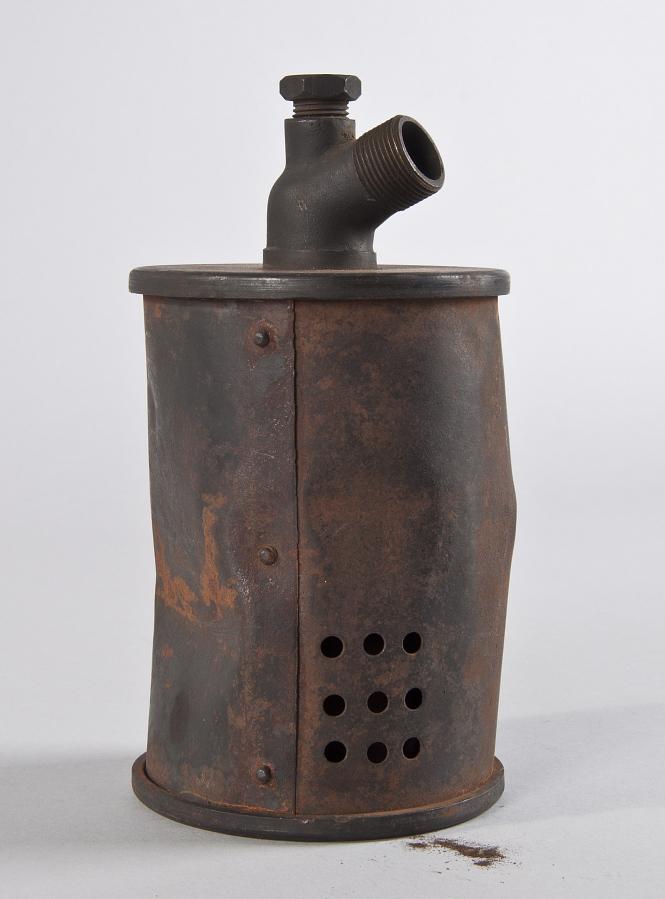 Copper Cylinder, Langley