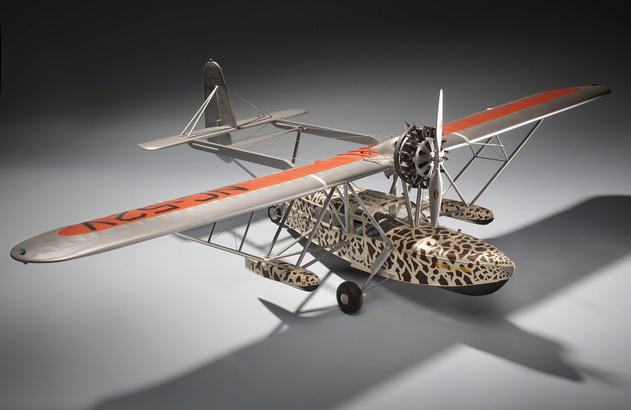 Model, Sikorsky S-39 'Spirit of Africa'