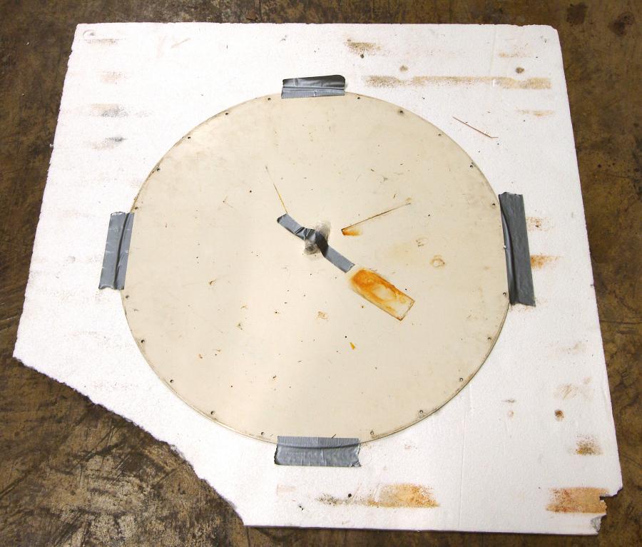Camera, Satellite Tracking, Baker-Nunn, Primary Mirror, Mirror Support