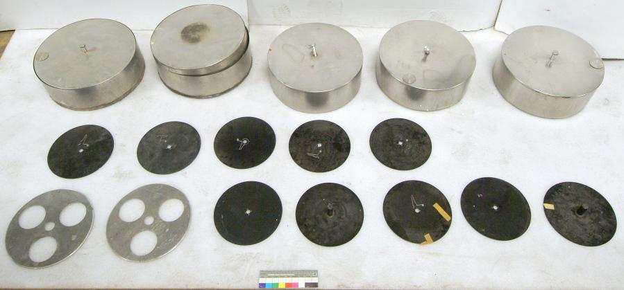 Camera, Satellite Tracking, Baker-Nunn, Film Components