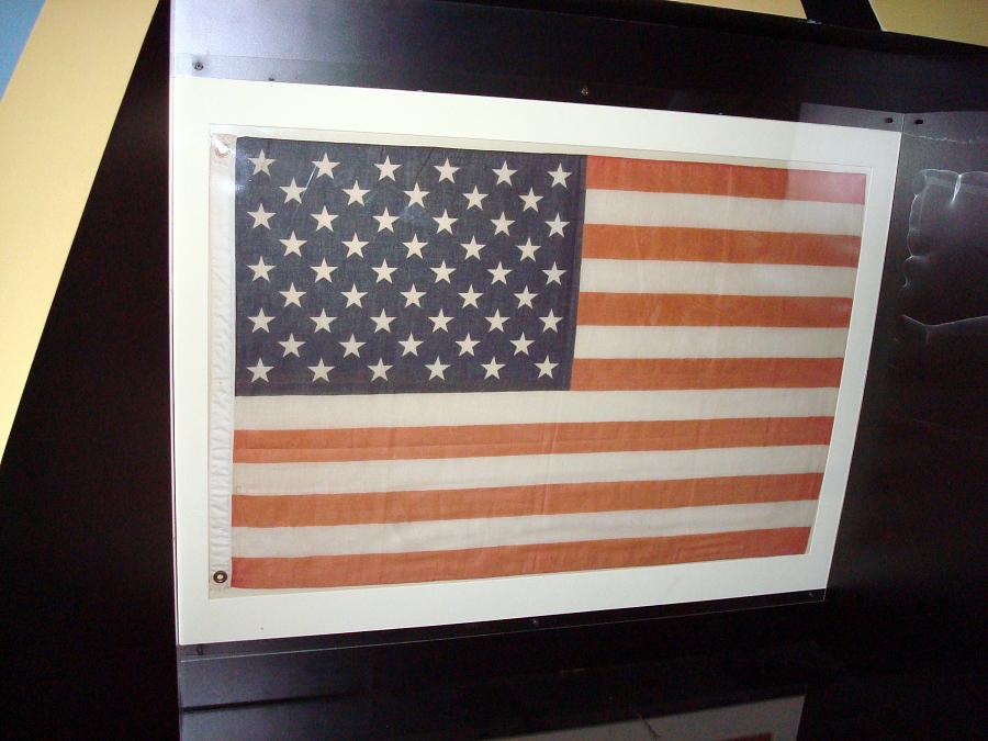 Flag, United States, Freedom 7 Flight