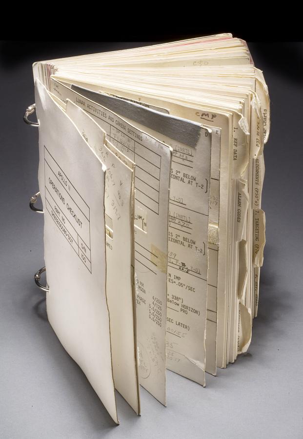 Checklist, Operations, Apollo 11