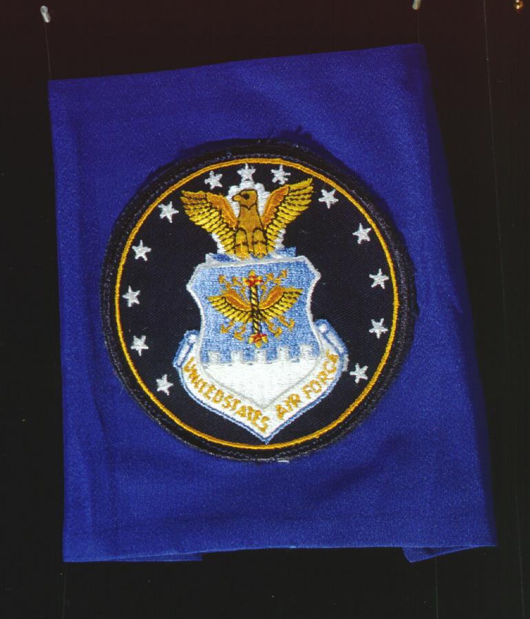 Flag, United States Air Force, Apollo 11