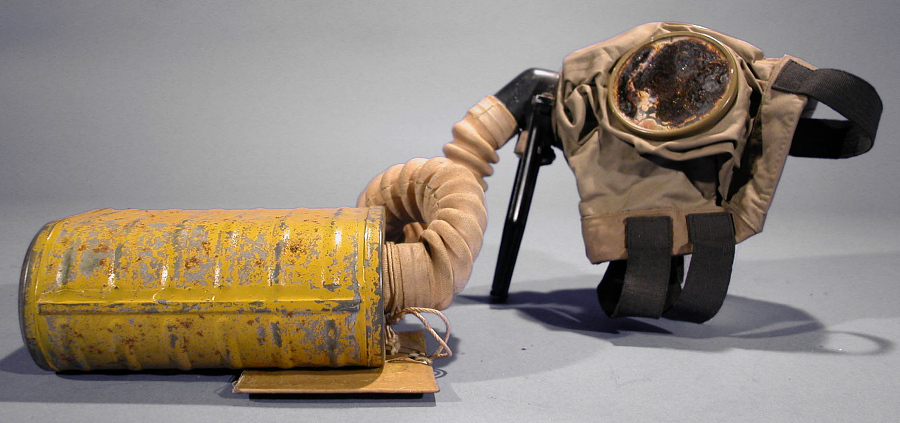 Gas Mask, Type C.E., United States Army