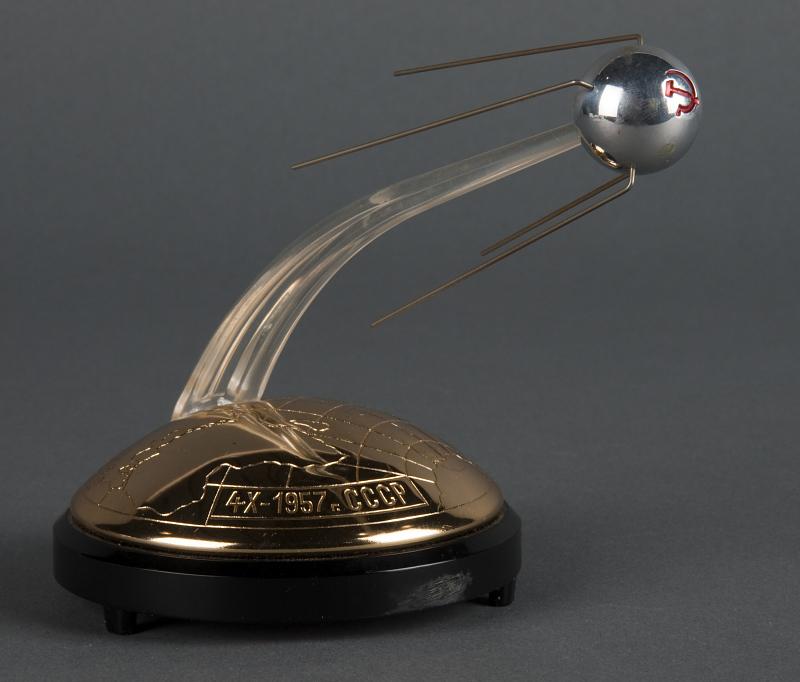 Image 1 for Music Box, Sputnik Model