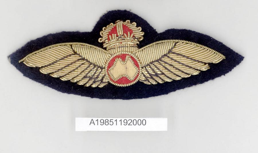 Badge, Pilot, Ansett Australian Airlines Ltd.