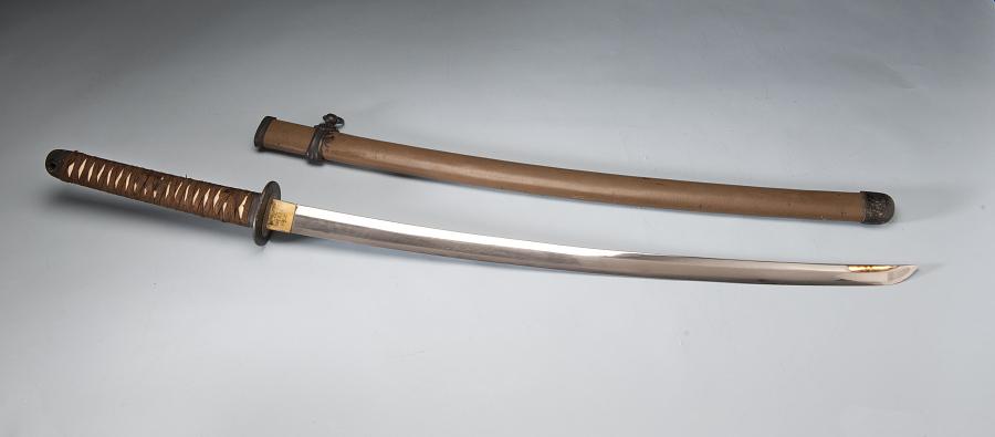 Sword, Samurai, Japanese