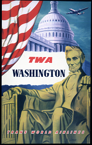 images for TWA Trans World Airlines Washington-thumbnail 1