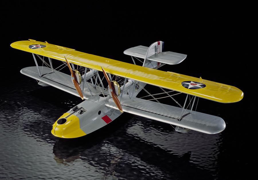 Model, Static, Naval Aircraft Factory (NAF) PN-9