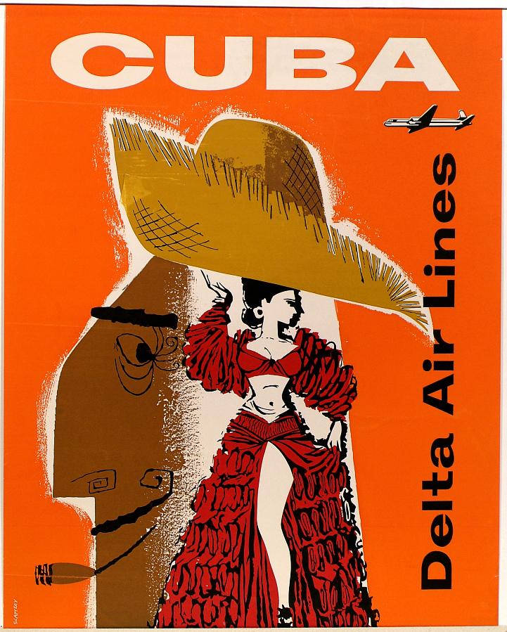 Delta Airlines Cuba