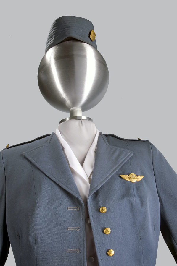 Hat, Flight Attendant, Capital Airlines
