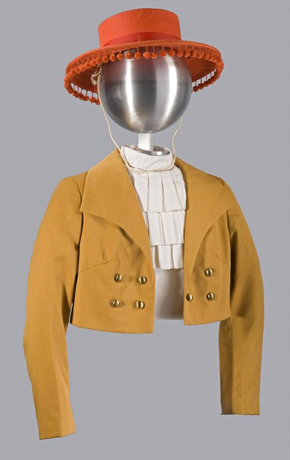 Coat, Flight Attendant, Air California