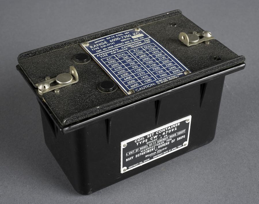 Coil Set, GF-11 Radio, GF-12